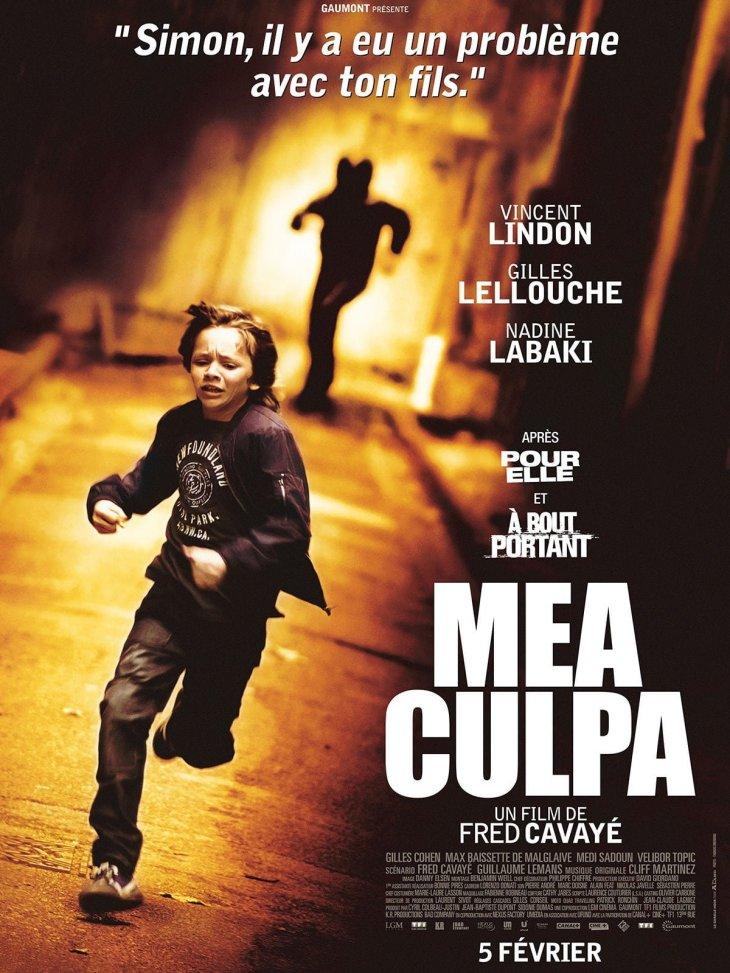 affiche de Mea Culpa