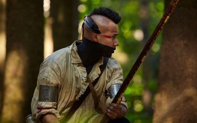 Trailer brutal de Mohawk de Ted Geoghegan