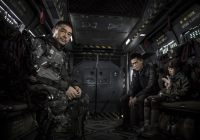 Louis Koo dans le teaser du blockbuster SF Warriors of Future