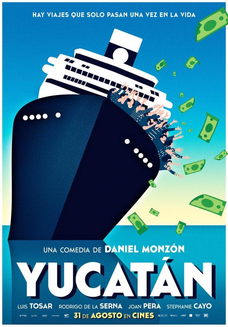 poster de Yucatán