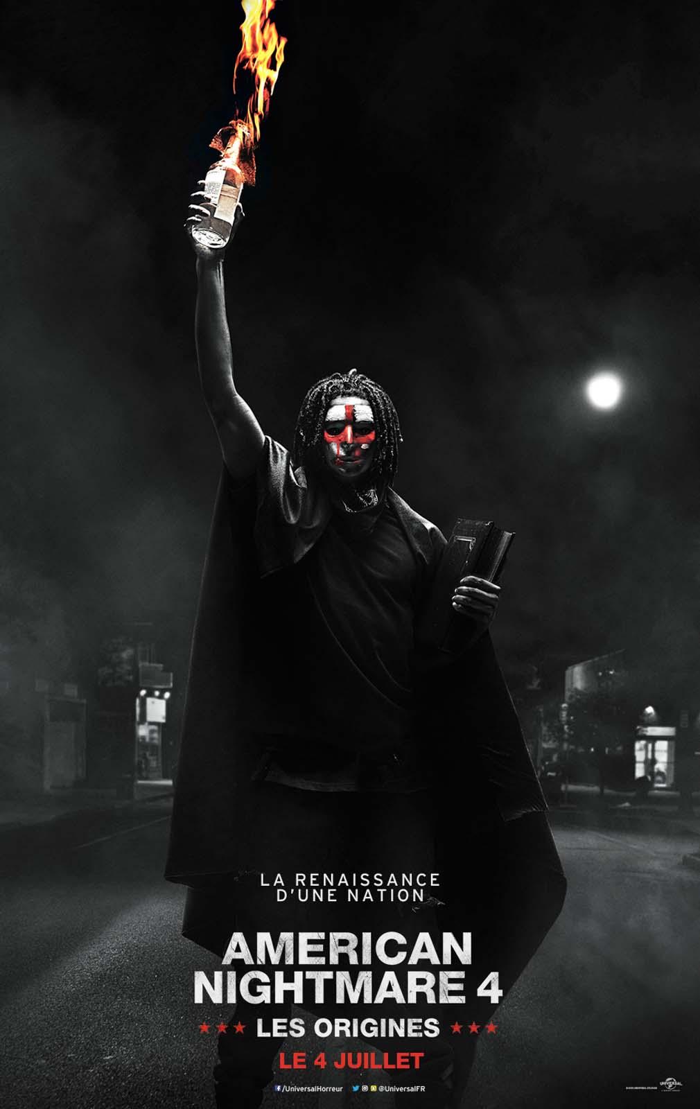 American Nightmare 4 - Les Origines affiche furyosa
