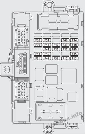 Fuse Box Diagram > Fiat Bravo (20072016)