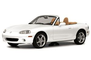 Fuse Box Diagram > Mazda MX5 Miata (NB; 19992005)