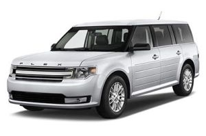 Fuse Box Diagram > Ford Flex (20132019)