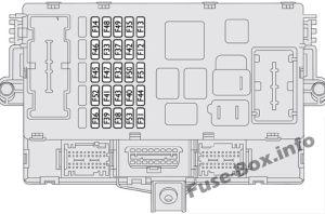 Fuse Box Diagram > Fiat Ducato (20072014)