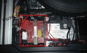 Fuse Box Diagram > BMW X5 (E70; 20072013)