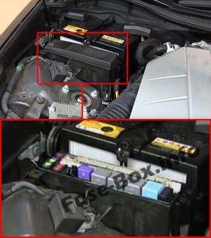 Lexus GS350  GS430  GS460 (20062011)