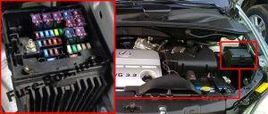 Lexus RX330  RX350 (XU30; 20032009)