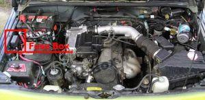Fuse Box Diagram > Chevrolet Tracker (19931998)