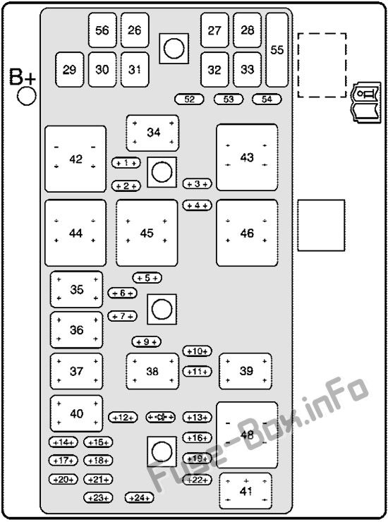 2000 pontiac grand am fuse panel diagram  hydro hot wiring