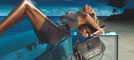 fuse-d Gucci's 2010 spring summer ad campaign