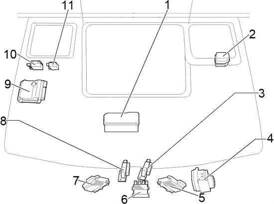 toyota hiace h200 20132018 fuse diagram • fusecheck