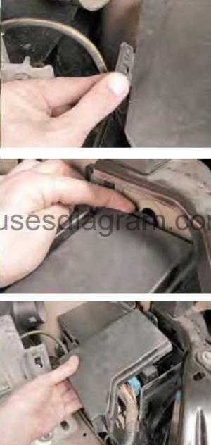 Fuse box Nissan Qashqai