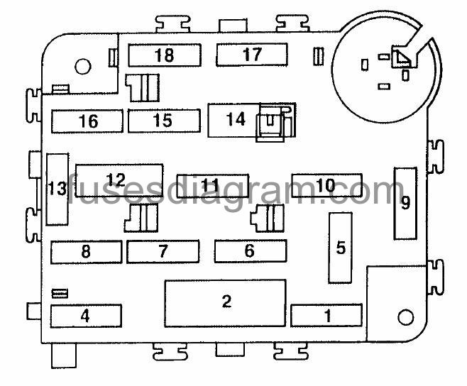 1994 ford e350 fuse box diagram  wiring diagram for free