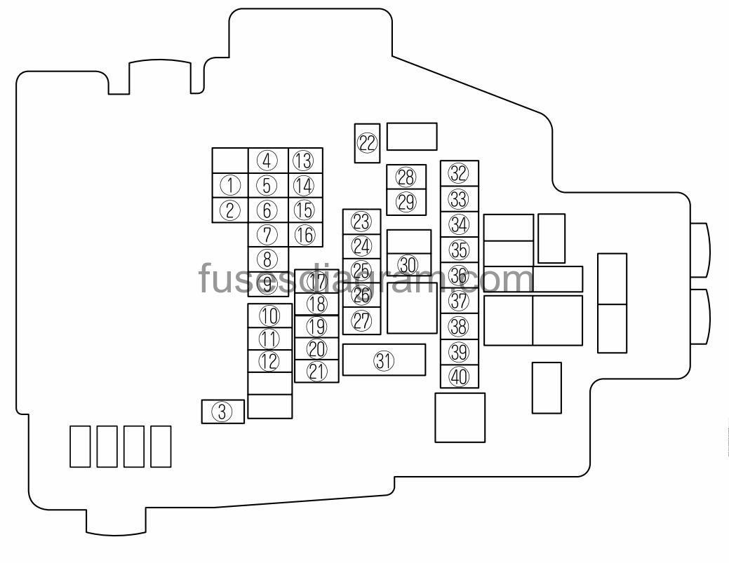 Diagram Mazda 6 Headlight Fuse Full Version Hd