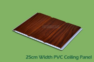 10mm Thick PVC Ceiling Panels