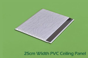 10mm Thick PVC Ceiling and Wall Panels