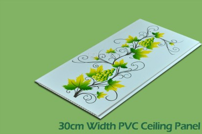 9mm Thick PVC Ceiling and Wall Panels