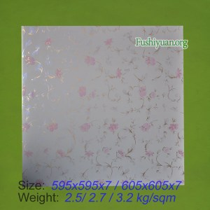 PVC Ceiling and Wall Panel