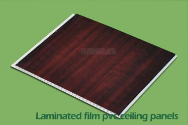 Film Laminated PVC Ceiling and Wall Panel