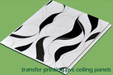 Printed PVC Wall Panel