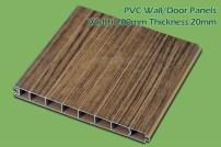 Normal PVC door panel