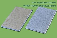 Normal PVC door panels