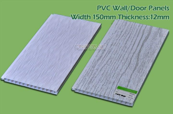 Normal wall/door panels