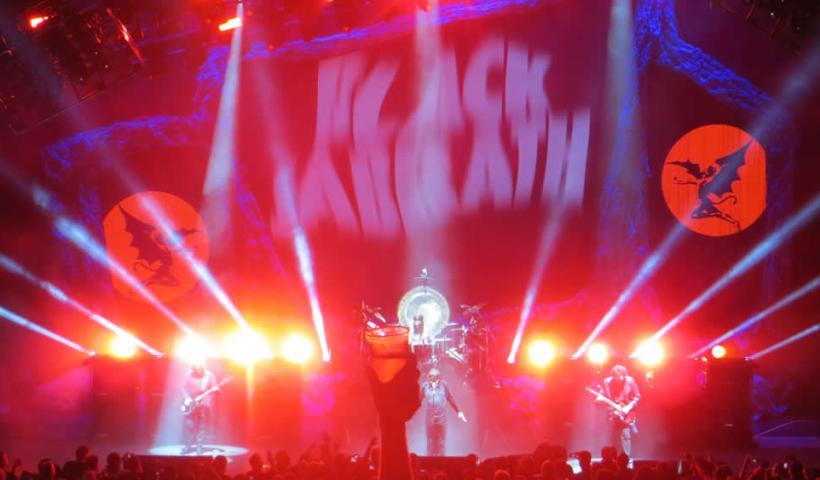 Black Sabbath Detroit 2013