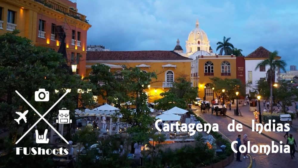 Visitando Cartagena de Indias Colombia