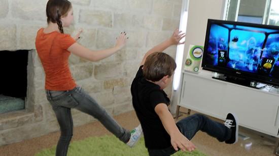 """Microsoft Xbox Kinect"""