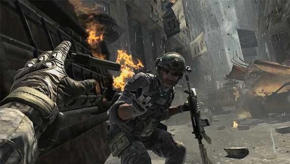 Modern Warfare 3 reveal trailer