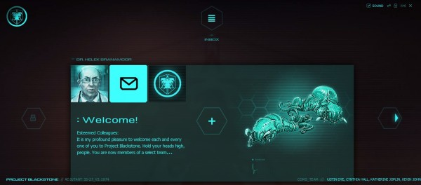 Project Blackstone screenshot