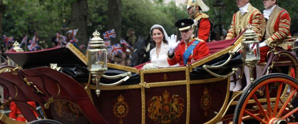The Royal Wedding of Prince William of Wales and Kate Middleton
