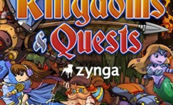 Zynga goes on a shopping spree for Kingdoms and Quests domains