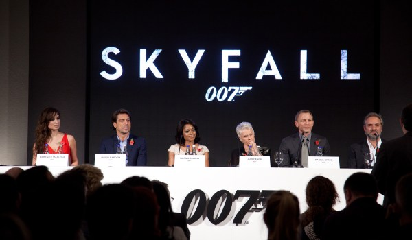 Top 10 Stories of 2011: #9 Sony confirms next James Bond title will be Skyfall