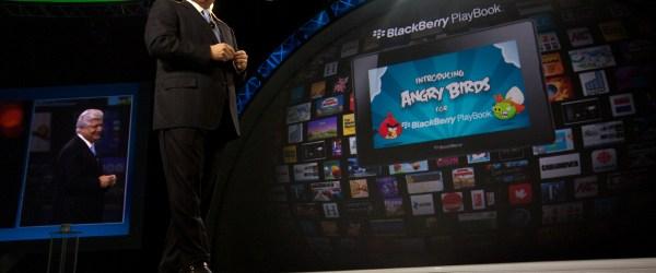 BlackBerry Spin