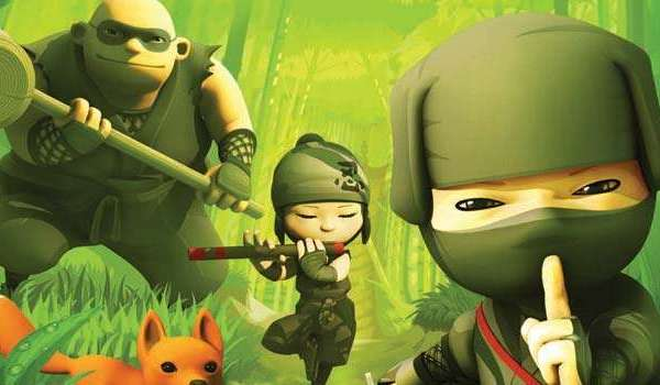 Mini Ninjas: Hiro's Adventure