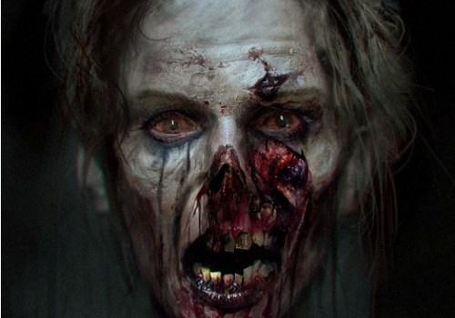 Me as a Zombie