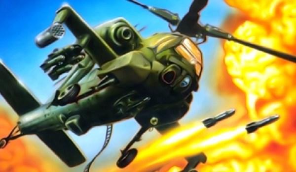 Electronic Arts files Desert Strike trademarks