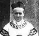 Camille Bornet abbé martyr