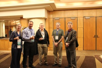 Kathryn Laskey, Paulo Costa, Mitch Kokar, Lance Kaplan, and Erik Blasch