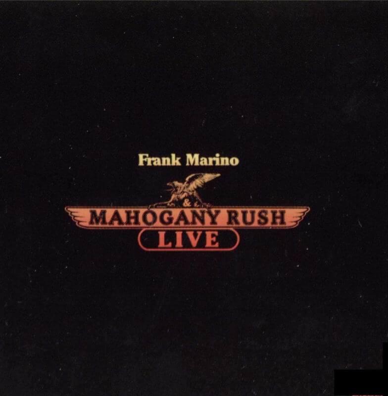 Frank Marino Mahogany Rush Live 1978