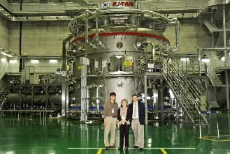 Korean fusion reactor