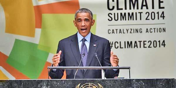 Obama climate yak