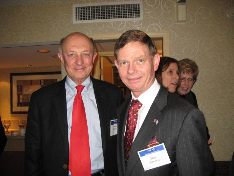 Tom Tamarkin and James Woolsey
