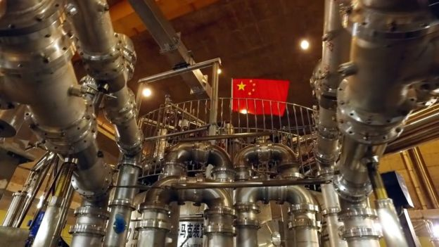 Will China beat the world to nuclear fusion and clean energy?