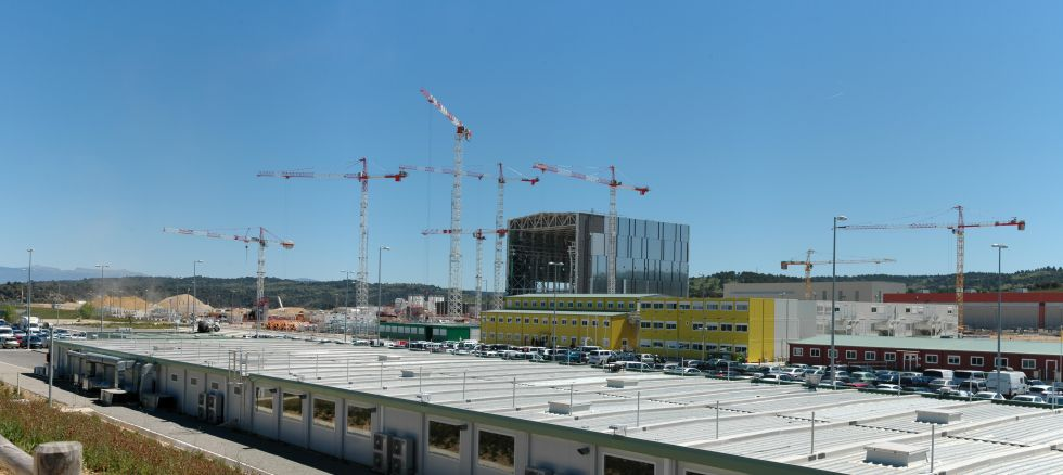 A fieldtrip to ITER, a work-in-progress that will test fusion's feasibility