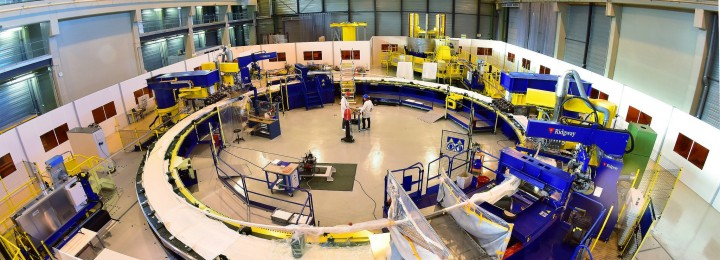 ITER hits on all six…poloidal magnets