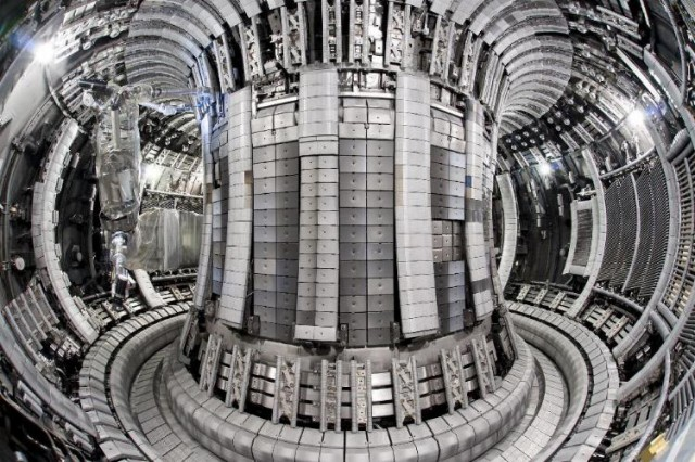 Faster nuclear fusion work